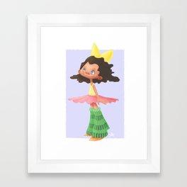 Ballet _ 03 Framed Art Print