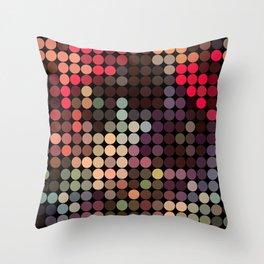 unyielding creation Throw Pillow