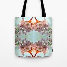Delicate cherry blossoms Tote Bag