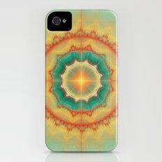Happyness - Mandala iPhone (4, 4s) Slim Case