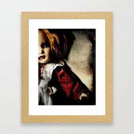 Old Doll 8-21-2007 015 Framed Art Print