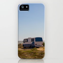 Motor Home iPhone Case