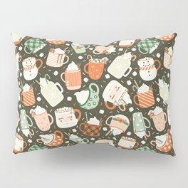 Christmas Cocoa Pillow Sham