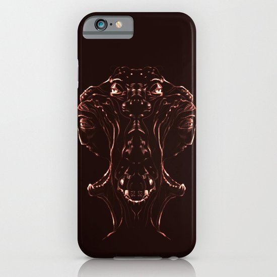 Woman Inside iPhone & iPod Case