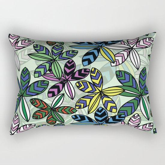 pattern 36 Rectangular Pillow