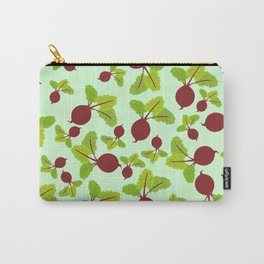 Beetroot Pattern Carry-All Pouch