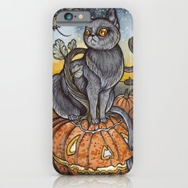 All Hallows Eve iPhone Case