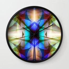 Moonshine Prism III Wall Clock