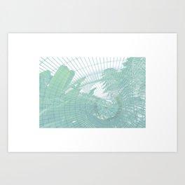 bota love Art Print