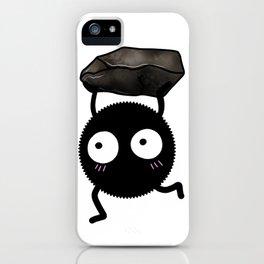 SOOT SPRITE iPhone Case