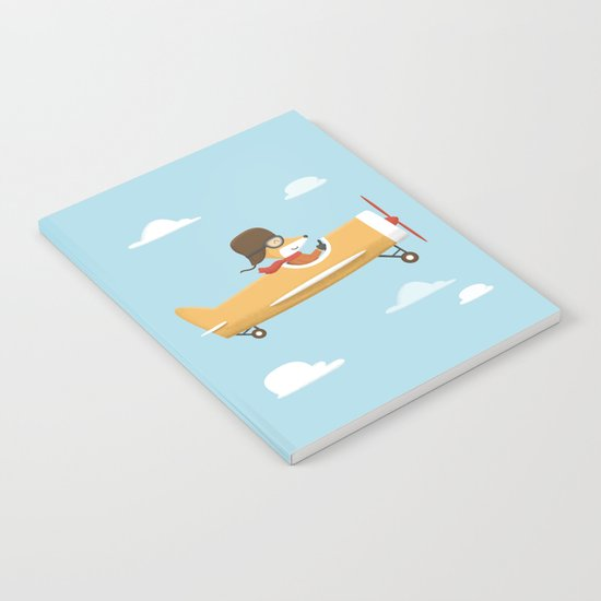 Mr. Fox is Flying Notebook