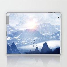 Winter. Melody... Laptop & iPad Skin