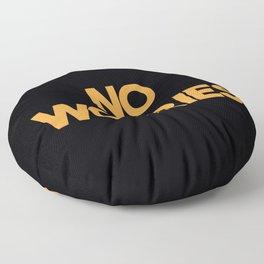 No Worries | Australian Slang  Floor Pillow