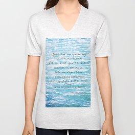 Oceans Unisex V-Neck