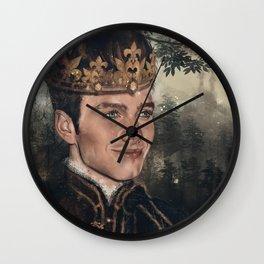 The Prince Wall Clock