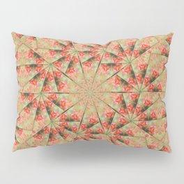 Beautiful day lily kaleidoscope Pillow Sham