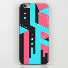 Flat Geometry iPhone & iPod Skin