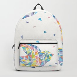 Triangled Swallow Backpack