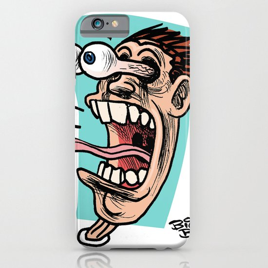 Double Take Right iPhone & iPod Case