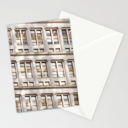 Sunshine in the City Stationery Cards