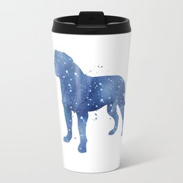 Bull Mastiff  Travel Mug
