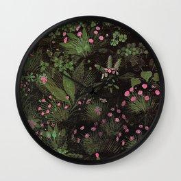 El Trifolium del fraile Wall Clock