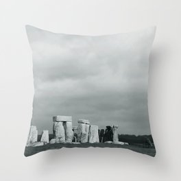 """A Lonely Place"" Throw Pillow"