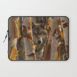 Wolf - The Guardian Laptop Sleeve