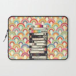 VHS & Rainbows Laptop Sleeve
