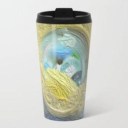 Abstract Mandala 166 Travel Mug