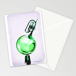 Modern Cornet Stationery Cards