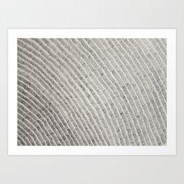 Reuse Art Print