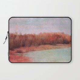wild red Laptop Sleeve