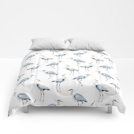 Great Blue Comforters