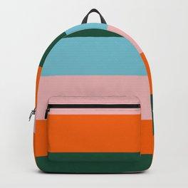 Color Strip_007 Backpack
