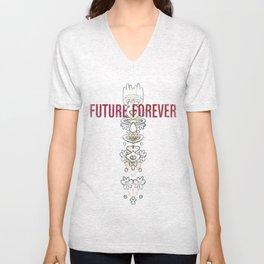Future Forever Unisex V-Neck