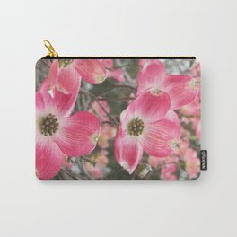 quixotic pink dogwood Carry-All Pouch