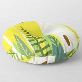 Joyful Trees Floor Pillow
