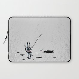 Super Downtime Fortress Laptop Sleeve
