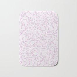 Pastel Pattern I Bath Mat