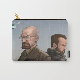 Breaking Bad Telefilm Poster Carry-All Pouch
