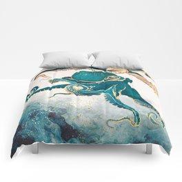 Underwater Dream V Comforters