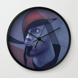 The Intervention Wall Clock