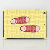 dorothy iPad Cases featuring dorothy  by freshinkstain