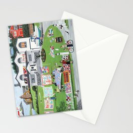 Cat Lovers Society Stationery Cards