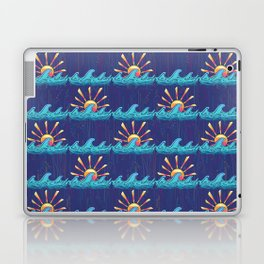 Sunset Surf Laptop & iPad Skin