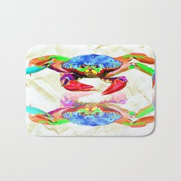 Crab Bath Mat