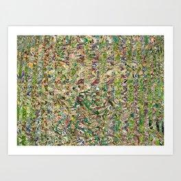 Dream Jungle (Colombia) Art Print