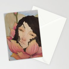 Bloom :: Lotus ::  Stationery Cards