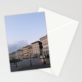 Piazza Santa Maria Novella Stationery Cards